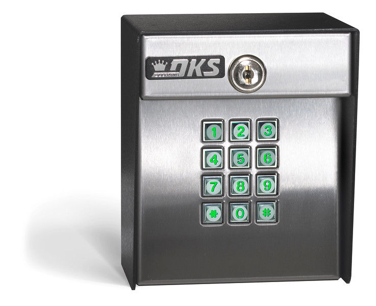 1500 Digital Keypad surface mount