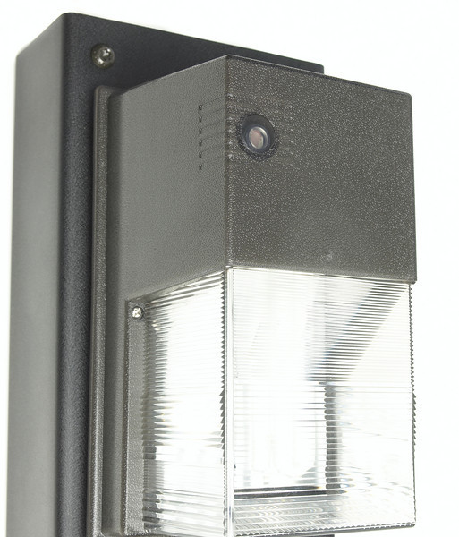 Designer style mount post light
