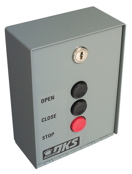 3 button gate control