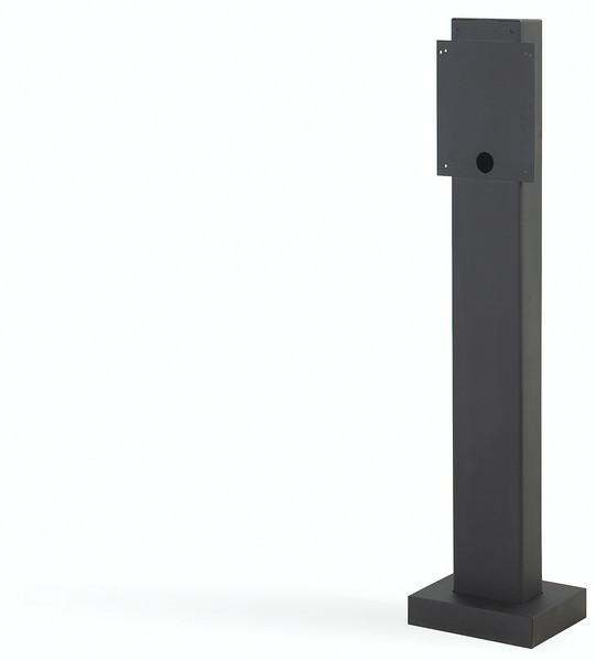 Designer style mount post flush