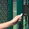 tennis RF key fob