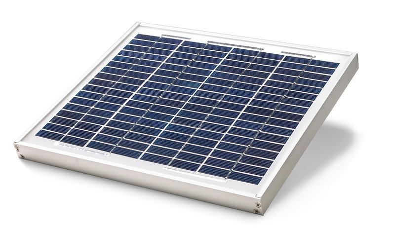 24 Volt, 10 Watt panel