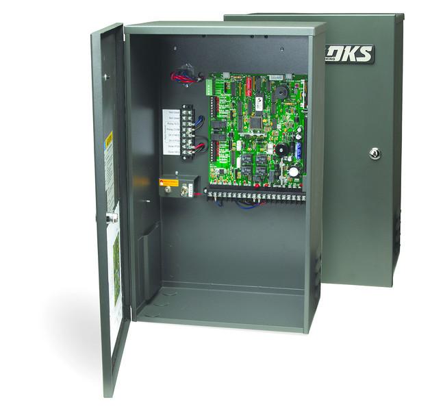Solar control box