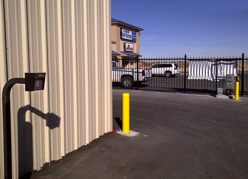 9000-keypad self storage El Paso