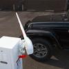 break-away jeep still