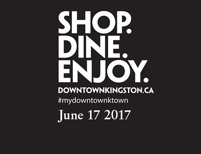 Downtown Kingston Shopfest 2017
