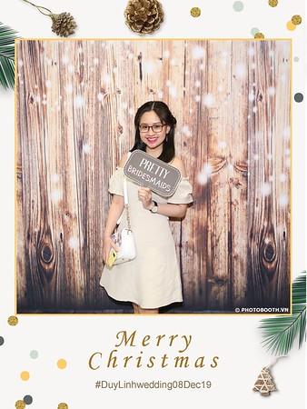 Duy & Linh Wedding @ Capella Gallery Hall | instant print photoboooth for wedding in Ho Chi Minh City | Chụp ảnh in hình lấy liền Tiệc cưới tại TP. HCM | Photobooth Saigon