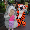 Madison, Eeyore and Tigger 5-9-03