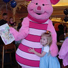 DL - Madison gives Piglet his picture 5-22-04