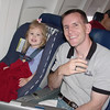 Madison and Daddy on plane 5-21-04