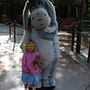 DL - Madison and Eeyore 5-22-04
