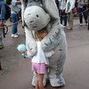 DL - Madison and Eeyore 3 5-13-06