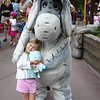 DL - Madison and Eeyore 4 5-13-06