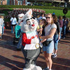 Madison, Cathy and White Rabbit 2 11-10-02