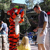 Tigger signing Madison's autograph book 11-10-02
