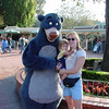 Madison, Cathy and Baloo 11-10-02