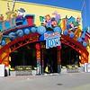 Disney California Adventure, Main Entrance and Sunshine Plaza