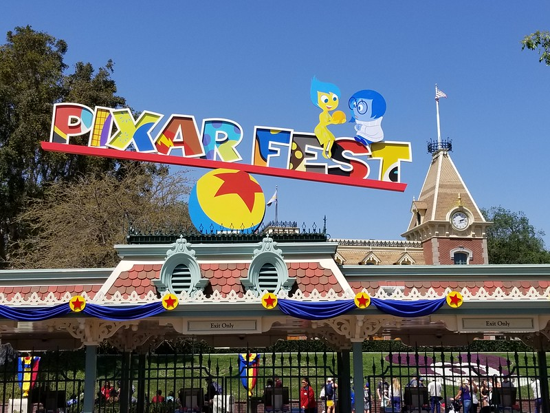 PICTORIAL: PIXAR FEST launches at the Disneyland Resort bringing entertainment, food and fun