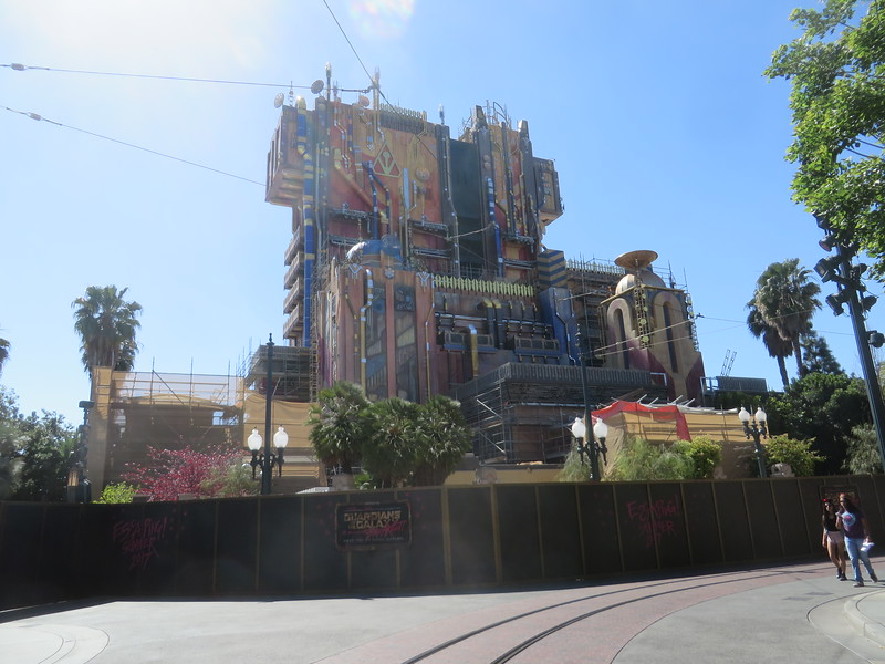 PICTORIAL: Progress, Guardians, Galaxies Far Away, Eggs, Roses, and more!