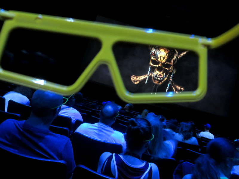 Exclusive 4D sneak-peek debuts at Disney California Adventure for PIRATES OF THE CARIBBEAN: DEAD MEN TELL NO TALES