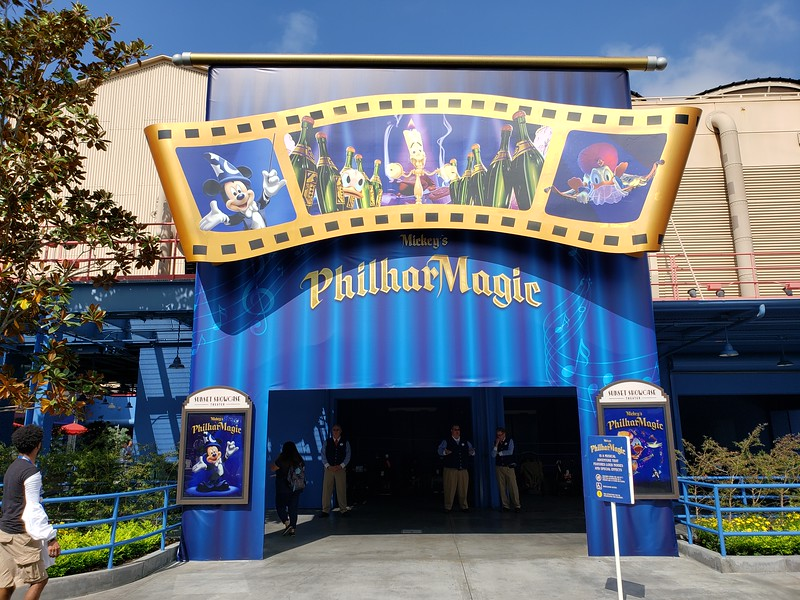 PICTORIAL: Step inside Disney California Adventure's new MICKEY'S PHILHARMAGIC!