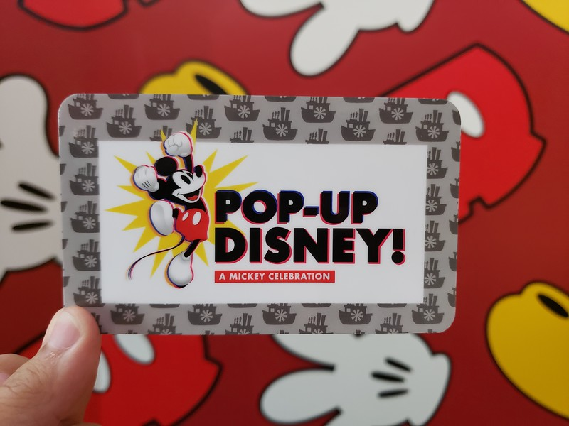Inside and In-Depth: POP-UP DISNEY! A MICKEY CELEBRATION at Downtown Disney