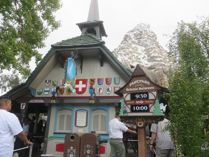 Matterhorn reopens early, FASTPASS enabled