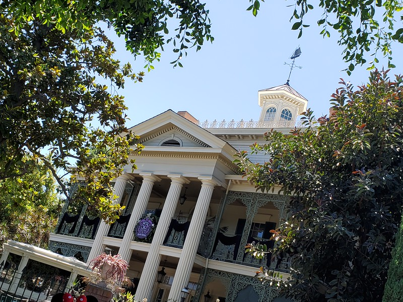 PICTORIAL: Haunted Mansion at 50 — A week of festivities and surprises for Disneyland's ghostly abode