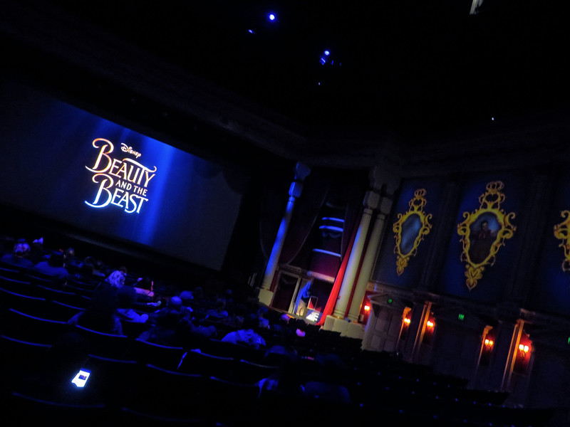 BEAUTY AND THE BEAST sneak peek brings costumes, props, extended clip to Disney California Adventure