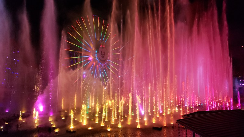 WATCH: 'World of Color' returns to Disney California Adventure