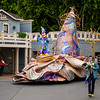 Magic Happens Parade, Disneyland