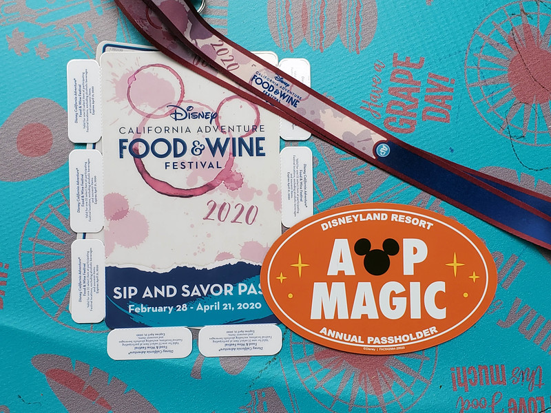 PICTORIAL: A complete look at 2020 'Disney California Adventure Food & Wine Festival'