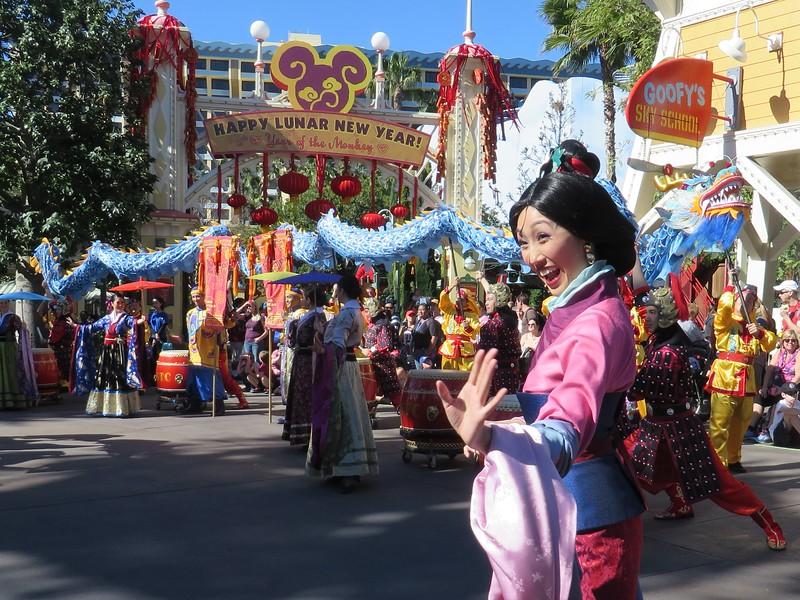 PICTORIAL: Disneyland Resort celebrates Lunar New Year 2016 Year of the Monkey
