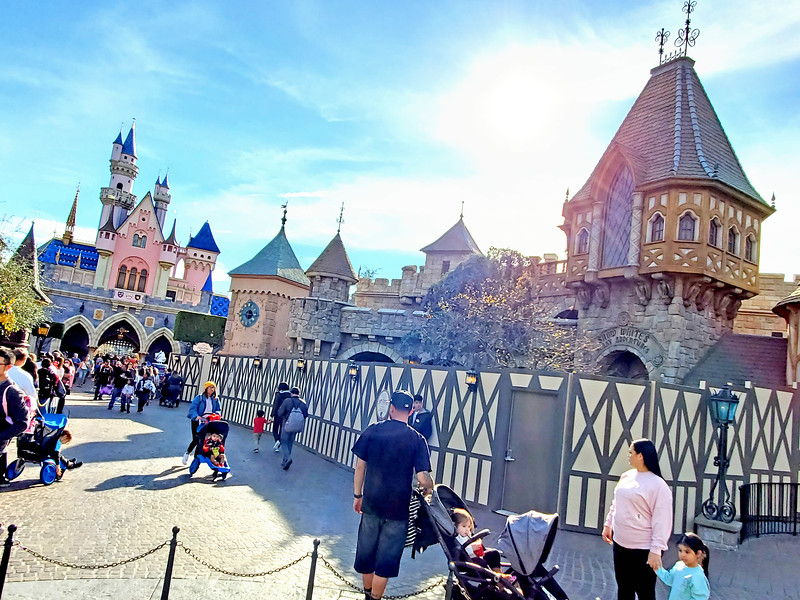 PICTORIAL: Disneyland walls off classics, Marvel speeds along, Star Wars and Lunar New Year RISE, and much more!