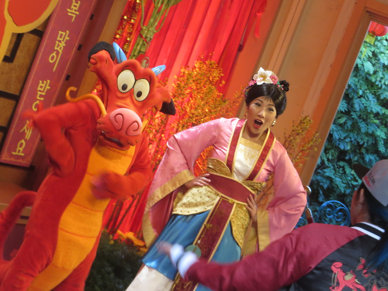 PICTORIAL: Lunar New Year celebration blooms larger for 2017 season at Disney California Adventure