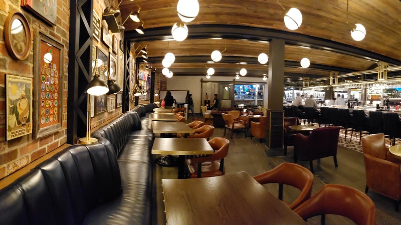 INSIDE AND IN DEPTH: Lamplight Lounge features tons of nods to Pixar with new decor and menu