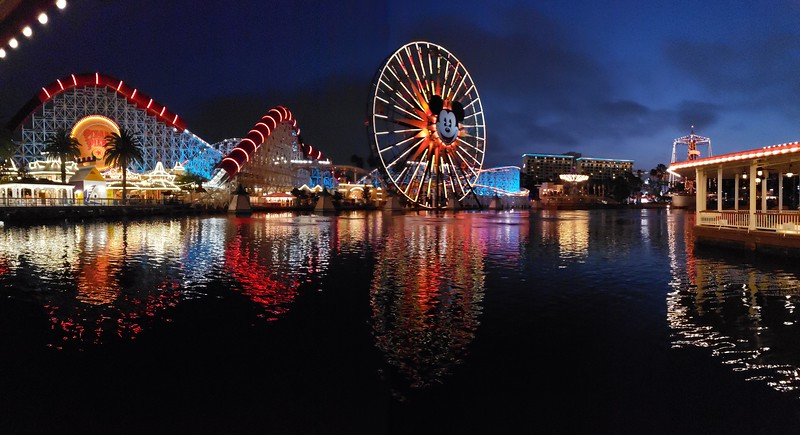 New Year's Eve celebrations in tow at Disney California Adventure, Disneyland