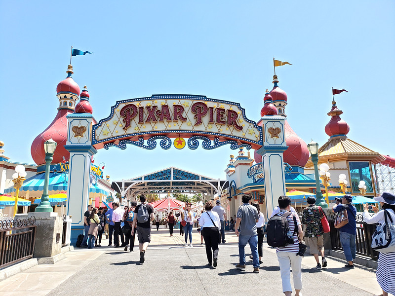COMPLETE LOOK: Pixar Pier opens at Disney California Adventure bringing new experiences