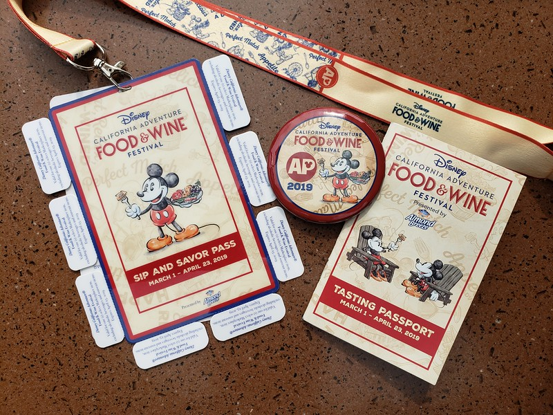 PICTORIAL: A complete look at 2019 'Disney California Adventure Food & Wine Festival'