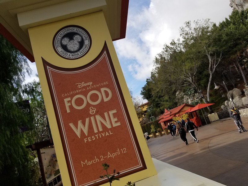 PICTORIAL: Get a taste of everything going on for the 2018 Disney California Food and Wine Festival