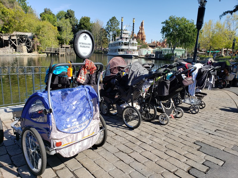 Smoking, Stroller, Parking changes coming to Disneyland, Walt Disney World