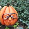 Jack Lindquist tribute jack-o-lantern pumpkin at Disneyland Mickey's Toontown