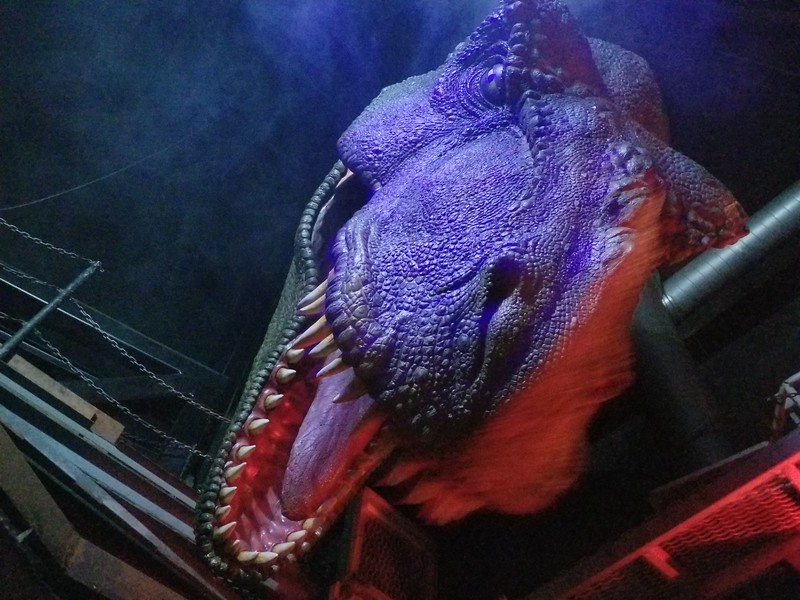 Hold on to your butts! A look inside the JURASSIC PARK 25th ANNIVERSARY CELEBRATION