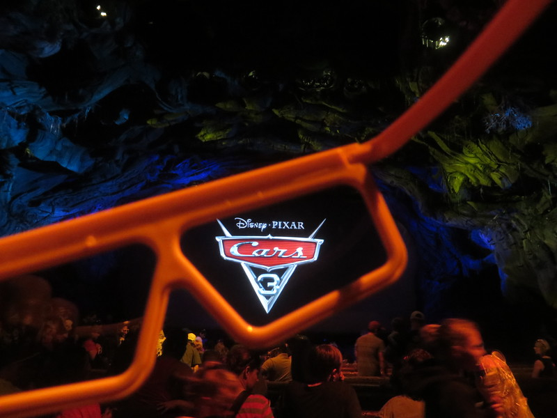 CARS 3 Exclusive Sneak Peek debuts at Disney California Adventure
