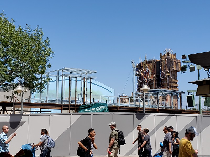 PICTORIAL: No calm before the storm, Disneyland Resort a hotbed of activity ahead of STAR WARS' big debut!