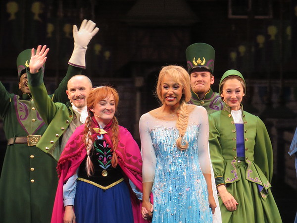 FULL SHOW video and pictures for 'FROZEN — Live at the Hyperion'