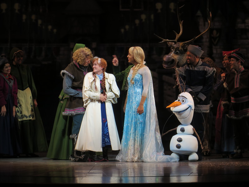 Dining Packages for FROZEN — Live at the Hyperion available now, $49-$299 per person