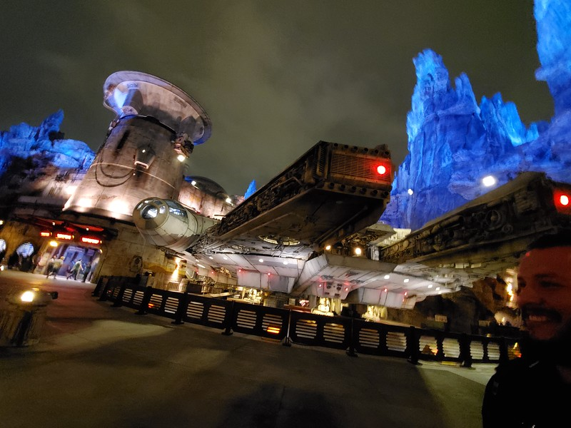 SWGE GUIDE: Inside 'Millennium Falcon: Smugglers Run' at Star Wars: Galaxy's Edge in Disneyland