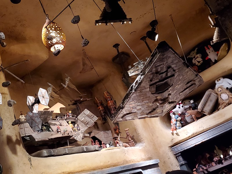 SWGE GUIDE: Inside 'Toydarian Toymaker' at Star Wars: Galaxy's Edge in Disneyland