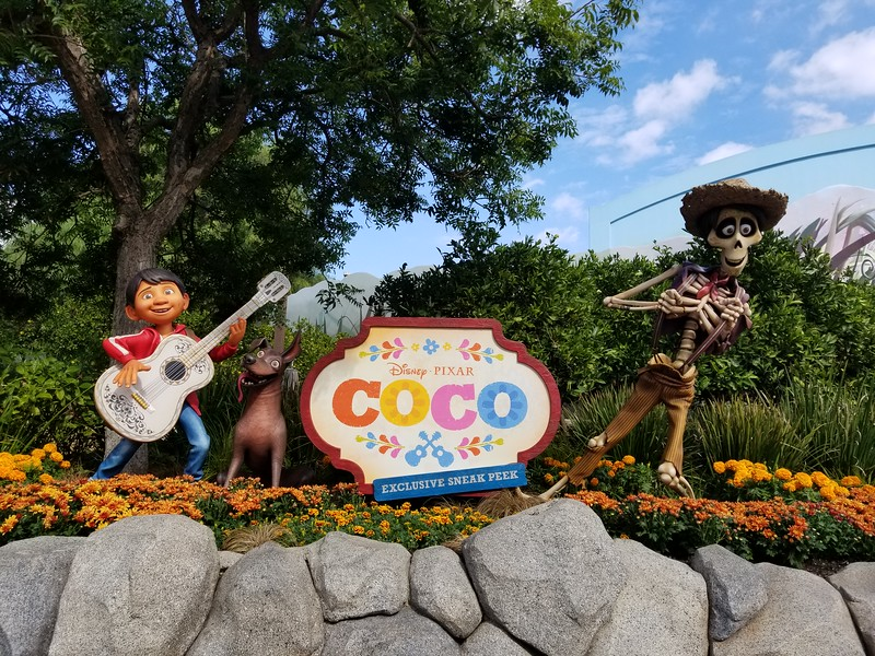 PHOTOS: COCO exclusive sneak peek debuts at Disney California Adventure